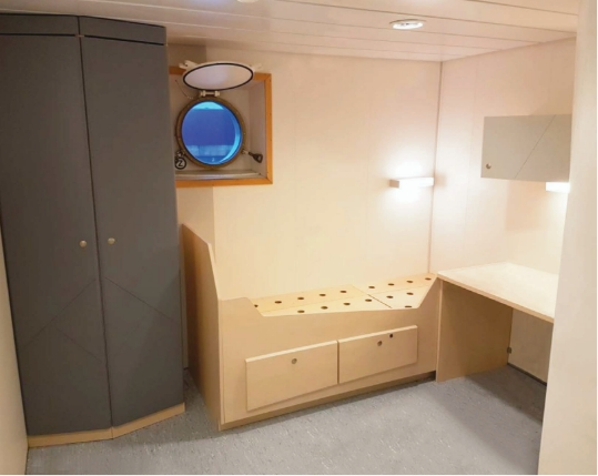 about Intermarine services - SHIP INTERIOR FINISHING SERVICES